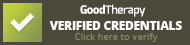 Jon Waller is Verified by GoodTherapy